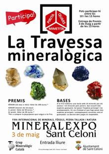 Póster mineralexpo