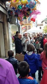 Visites teatralitzades pel centre de Sant Celoni