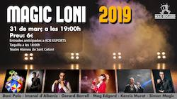 magic loni 2019