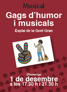 Gags d'humor i musicals