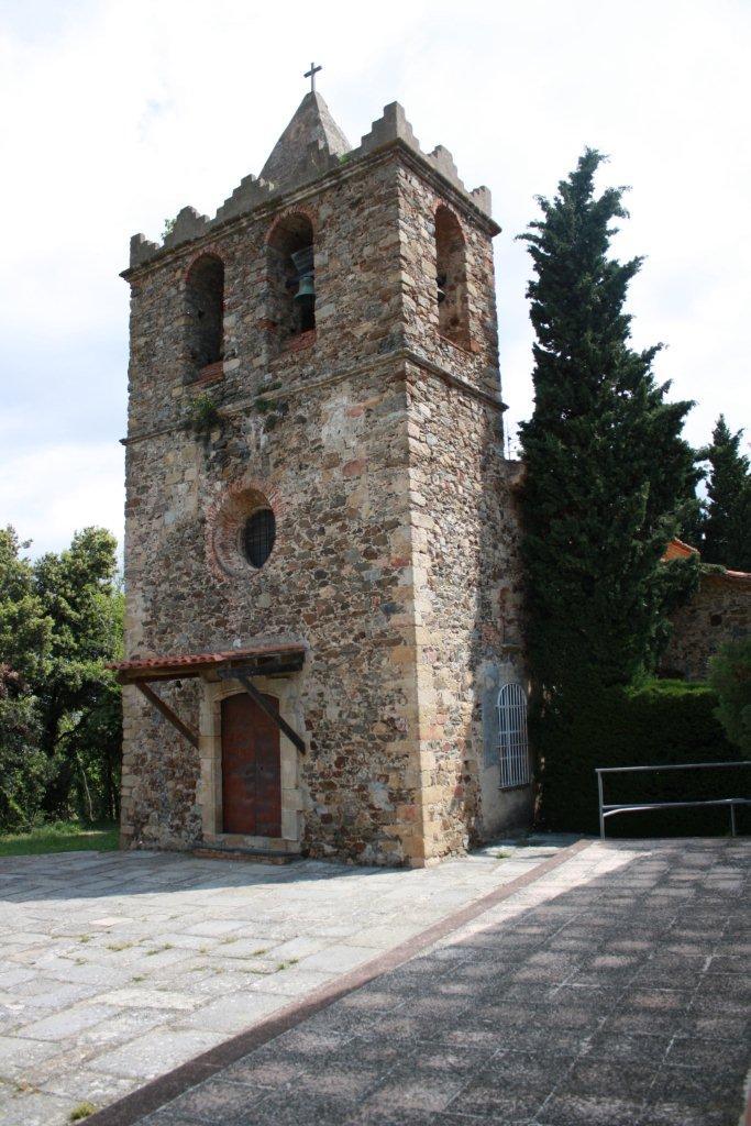 """I de l'acte inaugural de l'Espai """"Racó de la Pau"""" de Sant Martí del Montnegre on hi participarà l'alcalde d'Arenys de Munt."""