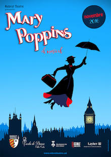Mary Poppins Rebrot Teatre